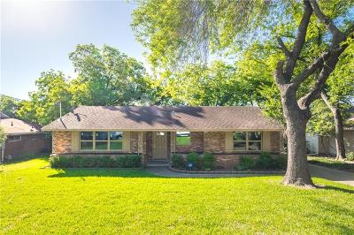Dallas Single Family Home Active Option Contract: 2334 Southwood Drive
