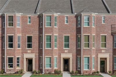Lewisville Townhouse For Sale: 111 W Walters