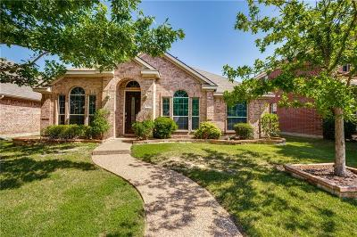 McKinney Single Family Home For Sale: 9412 Woodhurst Drive