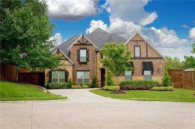 Dallas Single Family Home For Sale: 9107 Vintage Oaks Court