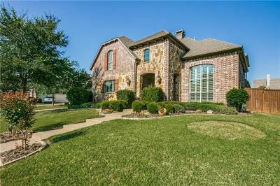 Flower Mound Single Family Home For Sale: 5117 Connors Drive