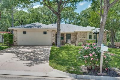Keller Single Family Home Active Option Contract: 1012 Palo Duro Trail