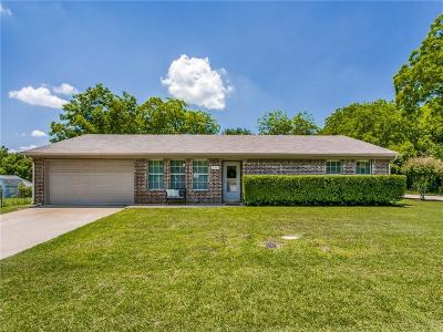 Flower Mound Single Family Home Active Option Contract: 2229 Lazy River