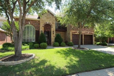 Denton County Single Family Home For Sale: 4102 W Crescent Way
