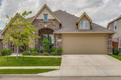 Little Elm Single Family Home For Sale: 1200 White Dove Drive