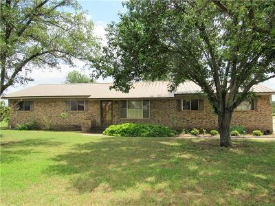 Bangs TX Single Family Home For Sale: $158,000