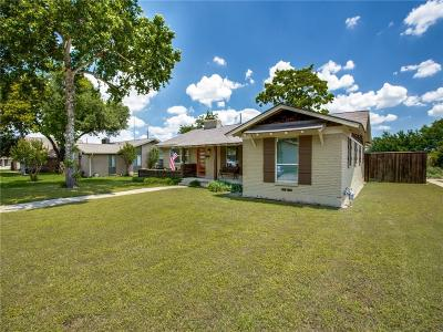 Dallas County Single Family Home For Sale: 10521 Vistadale Drive