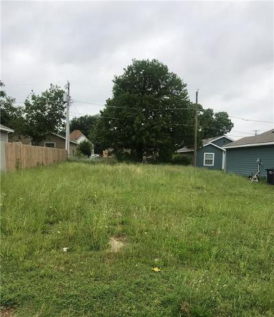 Tarrant County Residential Lots & Land For Sale: 1310 Driess Street