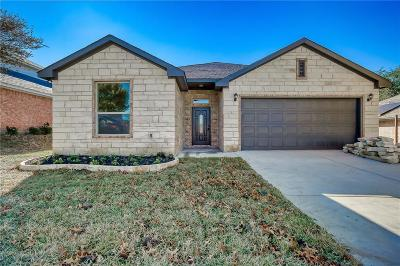 Dallas County, Denton County, Collin County, Cooke County, Grayson County, Jack County, Johnson County, Palo Pinto County, Parker County, Tarrant County, Wise County Single Family Home For Sale: 611 N Brookside Drive
