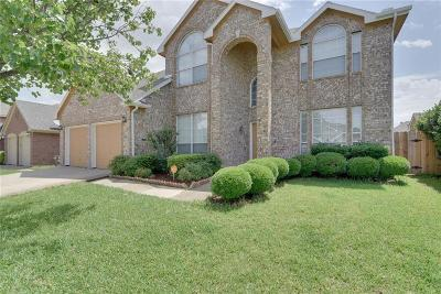 Arlington Single Family Home For Sale: 6911 Field Lark Drive