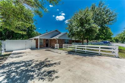 Rockwall Single Family Home For Sale: 185 Trout Street