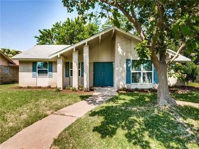 Dallas Single Family Home For Sale: 3531 Hacienda Drive
