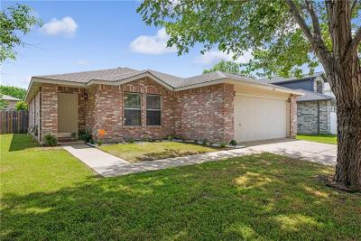 Little Elm Single Family Home For Sale: 2617 Peach Drive