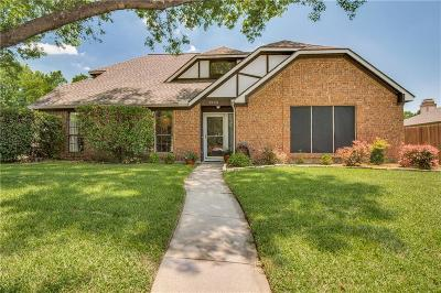 Carrollton Single Family Home For Sale: 2920 Telegraph Hill Trail