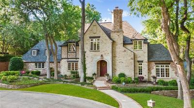 McKinney Single Family Home For Sale: 2606 Saratoga