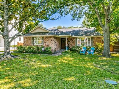Lake Highlands Single Family Home For Sale: 10040 Lakemere Drive