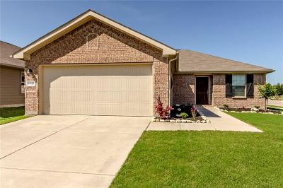Single Family Home Active Option Contract: 14121 Zavala Trail
