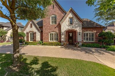Mansfield Single Family Home Active Option Contract: 2105 Castle Creek Drive