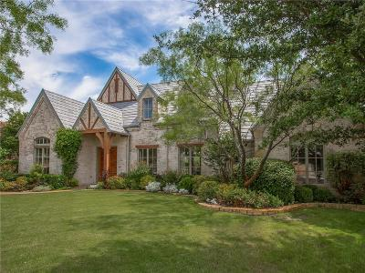 Fort Worth Single Family Home For Sale: 4617 Saint Laurent Court