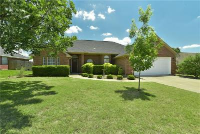 Parker County Single Family Home For Sale: 1517 Oak Tree Circle