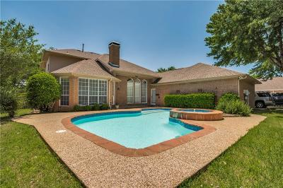 Southlake Single Family Home For Sale: 103 E Chapel Downs Drive