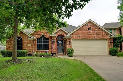 Keller Single Family Home For Sale: 1454 Sycamore Drive