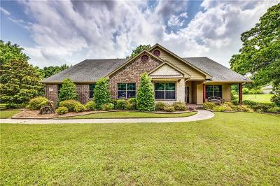 Combine Single Family Home For Sale: 544 Rustic Oaks Road