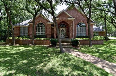 Tarrant County Single Family Home For Sale: 801 Greenbriar Drive