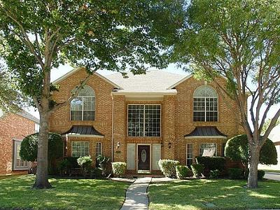 Carrollton Single Family Home For Sale: 3203 Willow Ridge Trail