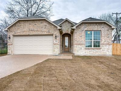 North Richland Hills Single Family Home For Sale: 4108 Rufe Snow Drive