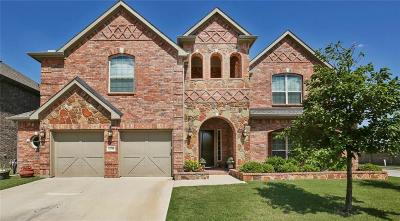 Fort Worth Single Family Home For Sale: 12700 Steadman Farms Drive