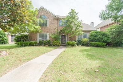 Plano Single Family Home For Sale: 4312 Angelina Drive