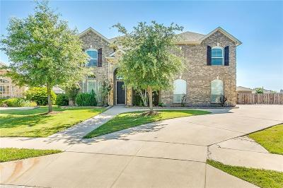 Fort Worth Single Family Home Active Option Contract: 11816 Wolfcreek Lane