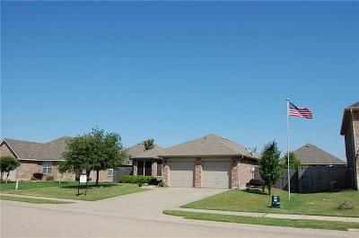 Waxahachie Single Family Home For Sale: 217 Silver Spur Drive
