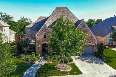 Frisco Single Family Home Active Contingent: 13579 Lyndhurst Drive