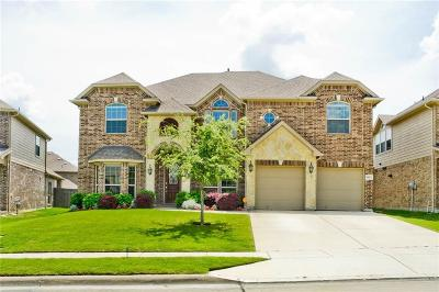 Fort Worth Single Family Home For Sale: 5613 Sleepy Creek Lane