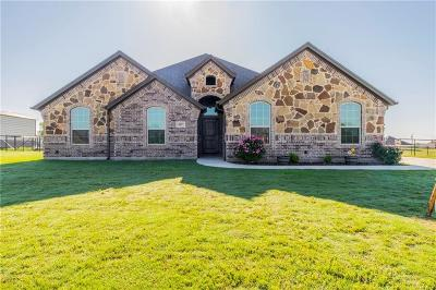 Parker County Single Family Home Active Option Contract: 117 Briar Meadows Circle