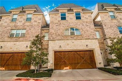 Lewisville Townhouse For Sale: 2700 Club Ridge Drive #35