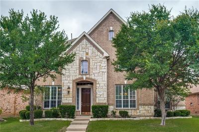 Frisco Single Family Home Active Option Contract: 3664 Patriot Drive