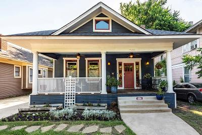 Fort Worth Single Family Home For Sale: 1966 Alston Avenue