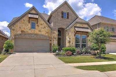 Keller Single Family Home For Sale: 8824 Wandering Drive