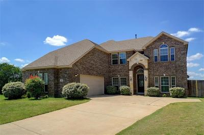 Kennedale Single Family Home For Sale: 317 Mt Pleasant Court
