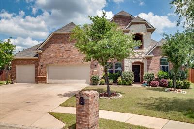 Fort Worth Single Family Home For Sale: 15800 Badger Creek Lane