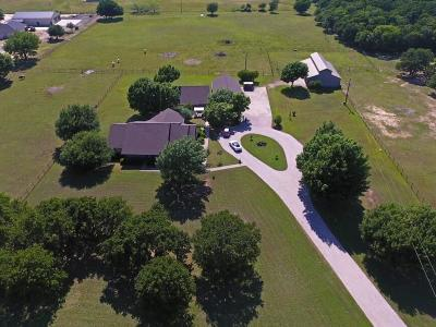 Denton County Single Family Home For Sale: 408 Country Court