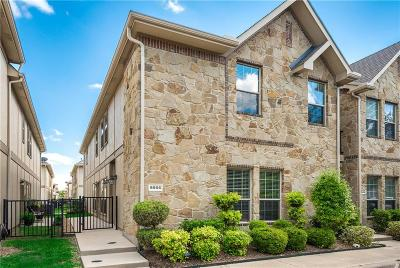 McKinney Townhouse For Sale: 8905 Papa Trail