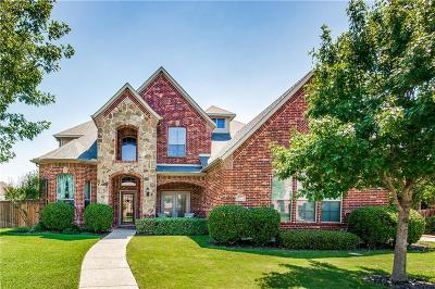 Denton County Single Family Home For Sale: 301 Creekside Trail