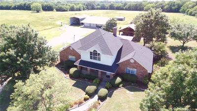Anna Single Family Home For Sale: 12345 County Road 577