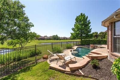 Denton County Single Family Home For Sale: 8890 Weston Lane