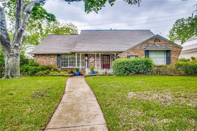 Dallas Single Family Home For Sale: 10225 Vistadale Drive