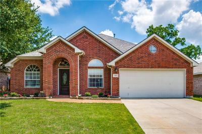 Corinth Single Family Home For Sale: 2402 Blue Holly Drive